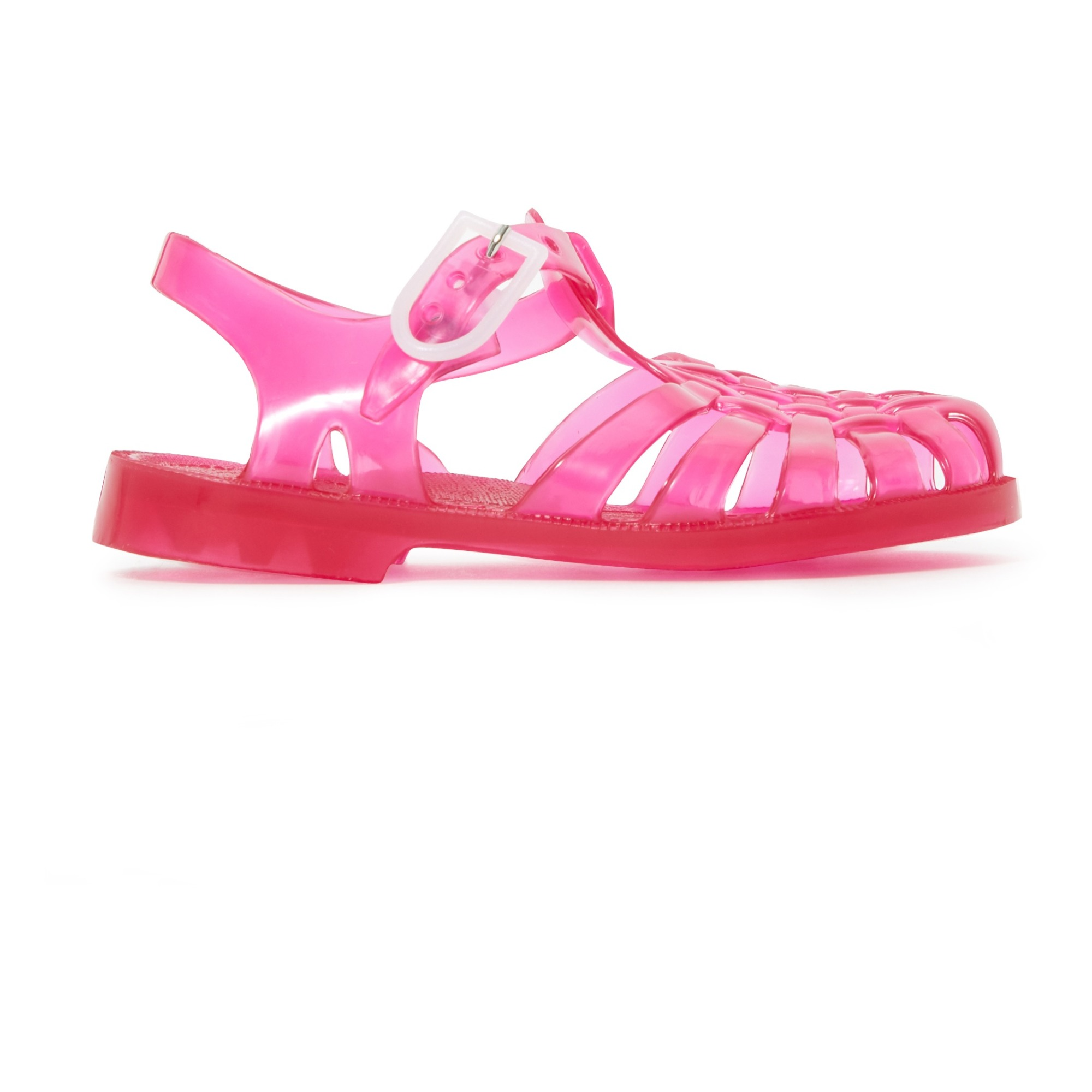 MEDUSE JELLY SHOES SANDLES GREY WHITE SIZE 39//6 BNWT RRP $39.99