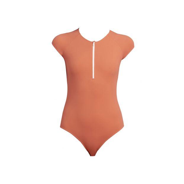 85c8b8c31a Swimsuit 1 piece Scuba Coral Miska Paris Fashion Teen