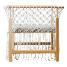 product-Nature King Crocheted standing crib