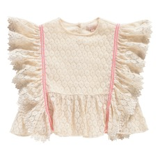 product-Louise Misha Paola Lace Blouse