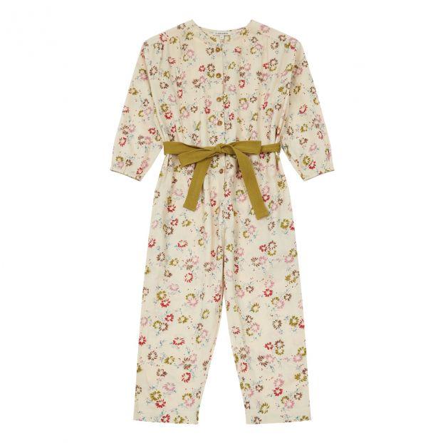 fca5fb214 Azalea jumpsuit Ecru Caramel Fashion Children