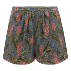 product-Louise Misha Flora Lagon Shorts - Women's Collection -