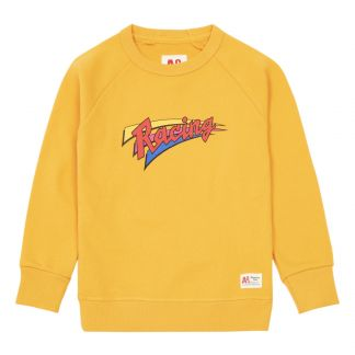 80c2516428d11 Smurf Sweatshirt White Sunchild Fashion Teen , Children