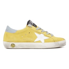 product-Golden Goose Deluxe Brand Superstar Leather Trainers