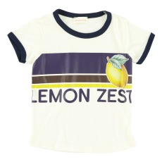 product-Simple Kids T-Shirt Lemon
