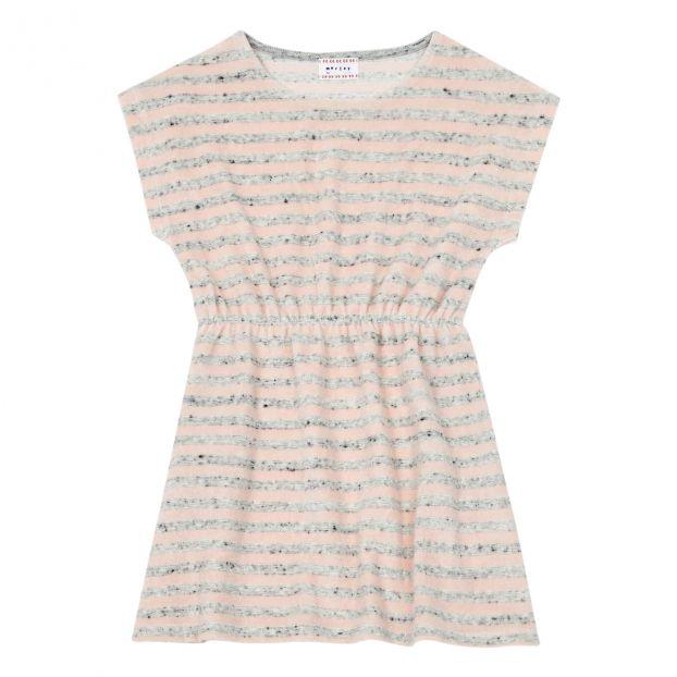9b2dc960b0b Janelle terry cloth dress Pink Morley Fashion Teen