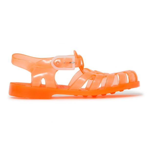 ca01395c7115 Sunlight Phosphorescent Jelly Shoes Coral Meduse Shoes Baby