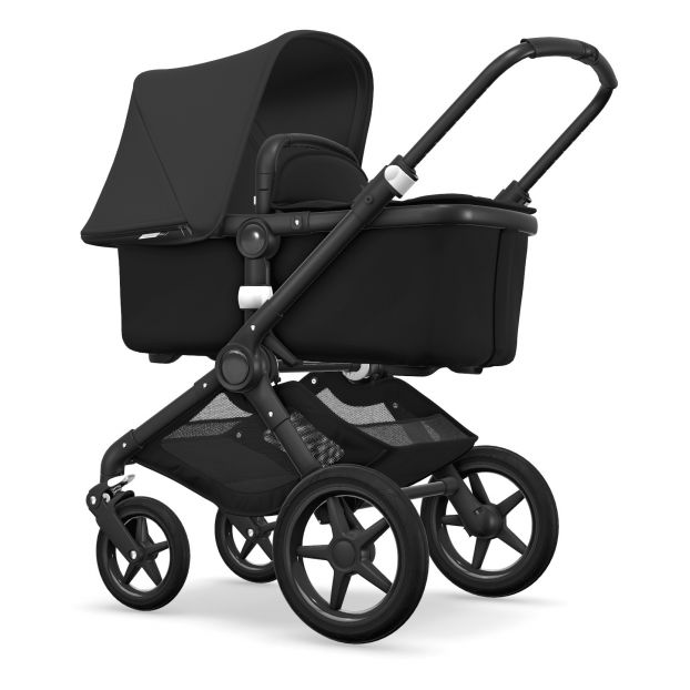 Fox Complete Pushchair Black Chassis