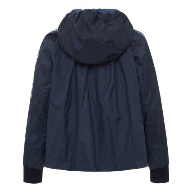 479e0ecea Amman hooded jacket Midnight blue Moncler Fashion Teen , Children