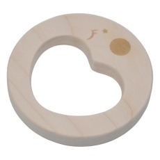 product-Loullou Moon teething ring in wood