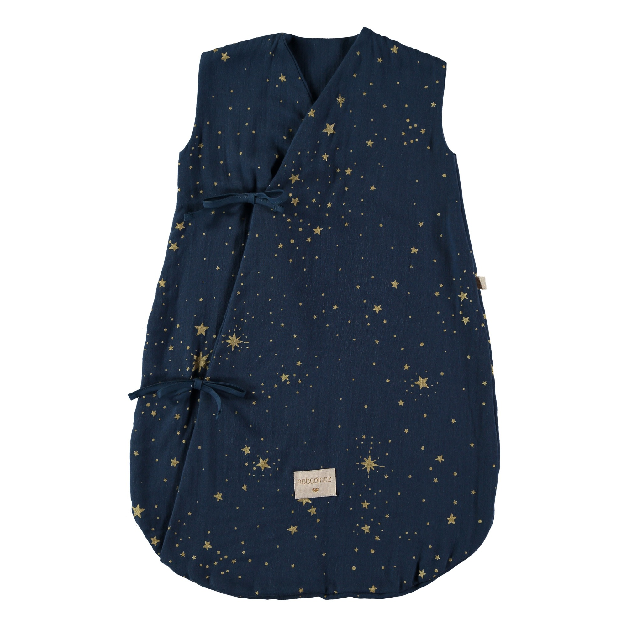 be7d000c1ff1 Dreamy thin baby sleeping bag in organic cotton Nobodinoz Design