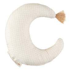 product-Nobodinoz Moon rattle in organic cotton