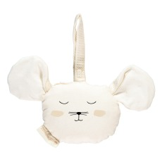 product-Nobodinoz Hanging mouse toy in organic cotton