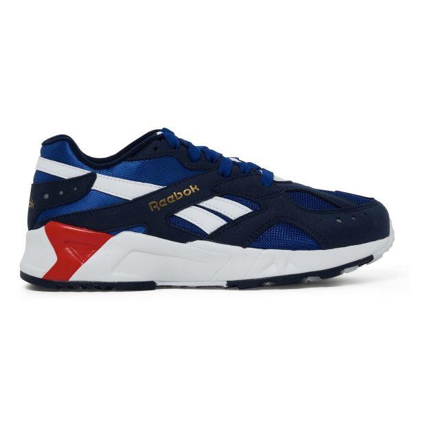 b22a86ce1e5 Aztrek Trainers Navy blue Reebok Shoes Teen
