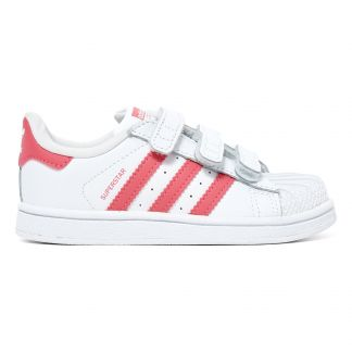 the latest 857de 8663e Adidas Superstar Velcro Trainers-listing