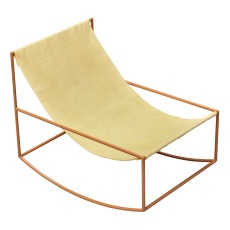 product-Valerie Objects Rocking Chair aus Leinen