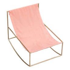 product-Valerie Objects Fauteuil en lin Rocking Chair