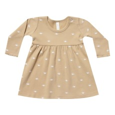 product-Quincy Mae Robe Manches Longues Coton Bio Quincy Mae
