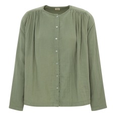 product-Poudre Organic Earl Grey shirt - Women's collection -