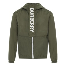 product-Burberry Austin hooded jacket