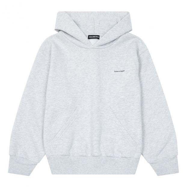 435c7519a8a5 Oversized Sweatshirt Grey Balenciaga Fashion Children