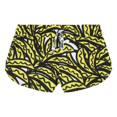 product-Stella McCartney Kids Short Coton Bio Bananas