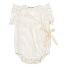 product-Babe & Tess Striped romper