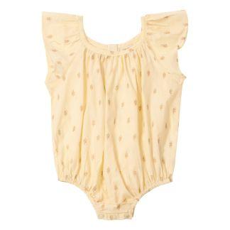 006986a19e5 Rosa Dress Ecru Moon Paris Fashion Baby