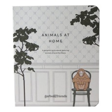 product-garbo&friends Animals at Home book
