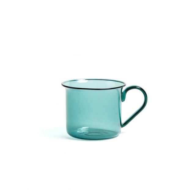 Tazza da t/è con Vaso Colore: Grigio//Blu Taglia Unica Serax Terres De R/êves