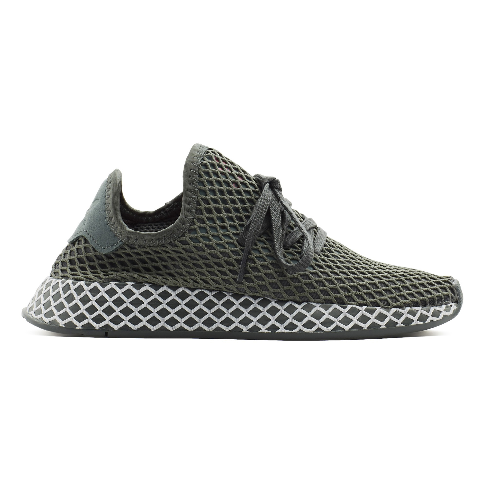 new product c6b7f e9290 Baskets Deerupt Runner Gris anthracite Adidas Chaussure. «
