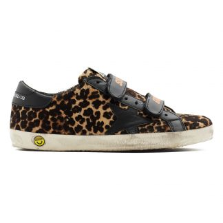 f5c388db71c Golden Goose Deluxe Brand Old School Leather Trainers-product