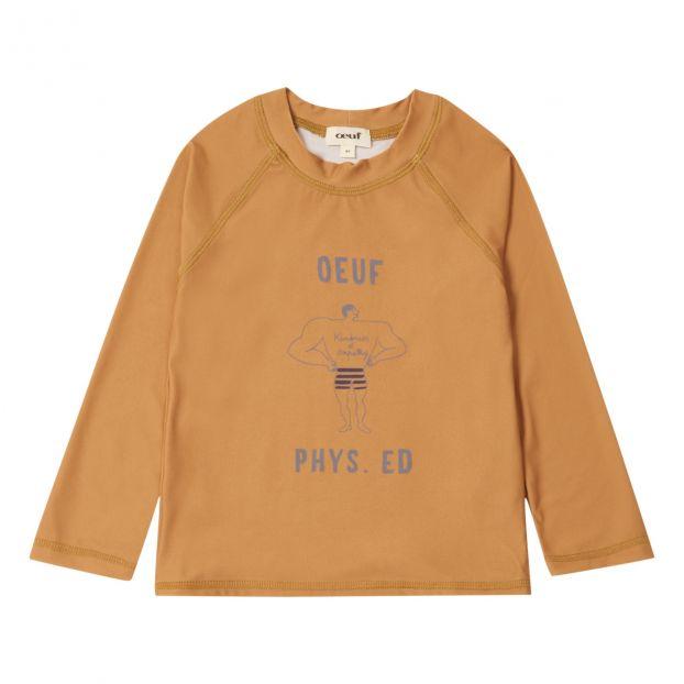 f499ca3ac Camiseta Anti UV Ocre Oeuf NYC Moda Bebé