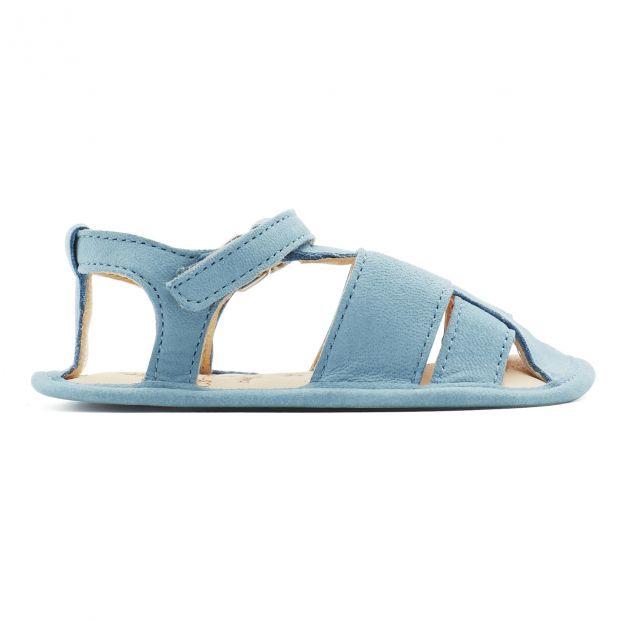 fcdcad6dd79e6e Nonno sandals Light blue Easy Peasy Shoes Baby