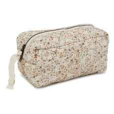 product-Konges Slojd Padded toiletries bag in organic cotton