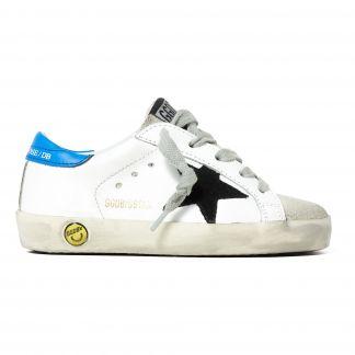 buy popular 2f624 936e2 Golden Goose Deluxe Brand Scarpe Cuoio Lacci Superstar -listing