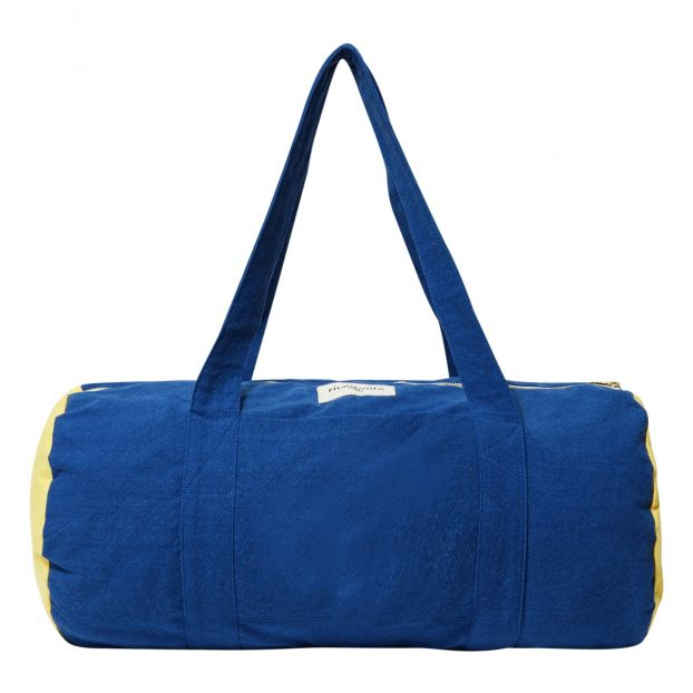 6db15c3c12 Charlot duffel bag in recycled cotton Rive Droite Design Adult
