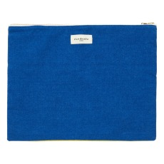 product-Rive Droite Barbette pouch in recycled cotton