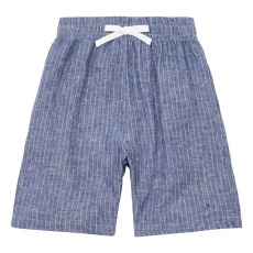 product-the new society Adrienne linen bermuda shorts