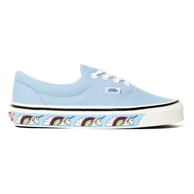 340785828c Era 95 Dx Unicorn Trainers - Women s Collection - Light blue Vans