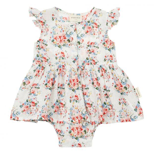 989f785f1b0 Body Dress White Piupiuchick Fashion Baby