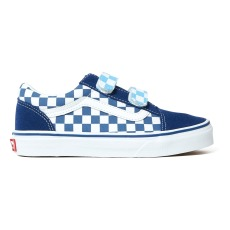 product-Vans Baskets Scratchs Old Skool Damier
