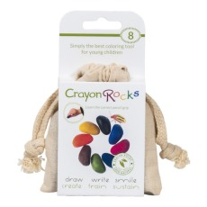 product-Crayon Rocks Natural wax crayons - Set of 8
