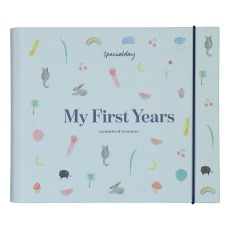 product-Specialday Baby book - My First Years