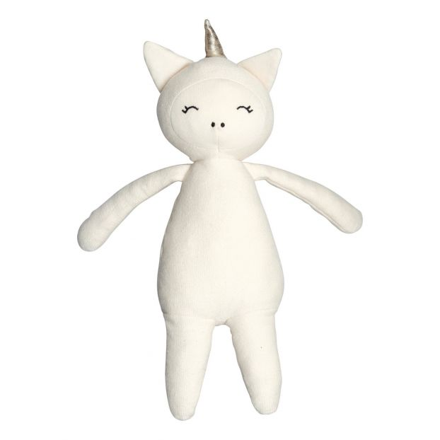 20c562af81e8fd Organic cotton soft toy - Unicorn Fabelab Toys and Hobbies Baby ,