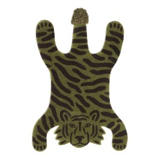 product-Ferm Living Kids Tapis tufté Safari Tigre 160x120 cm