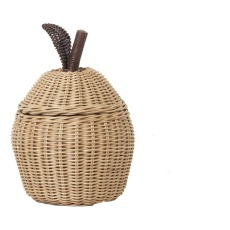 product-Ferm Living Kids Apple braided basket
