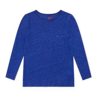38af3352bc19d9 Bonton T-Shirt aus Leinen Toti-listing