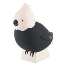 product-T-Lab Parrot wooden figurine