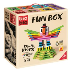 product-Bioblo Funbox construction set, 200 pieces